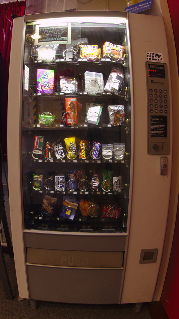 Vending Machine Madness
