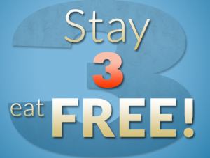 Stay 3 Eat Free with Beyond Organic