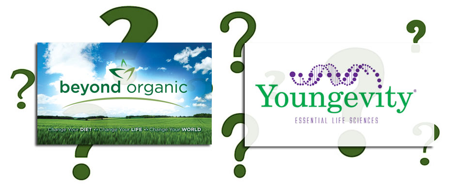 Beyond Organic Youngevity Questions and Answers