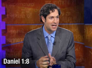 Jordan Rubin Daniel Diet on Sid Roth